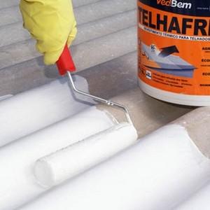 Tinta termica para laje